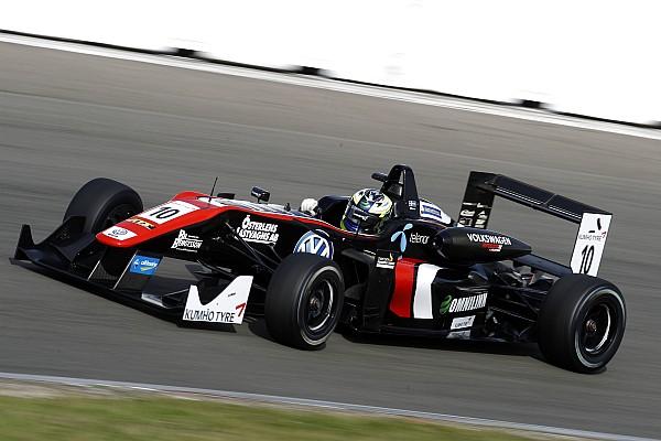 Formel-3-Masters: Dreifachsieg für Motopark mit Eriksson, Kari und Sette Camara