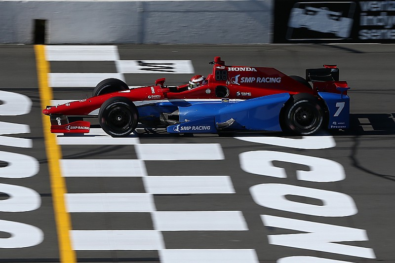 Se pospone la carrera en Pocono de IndyCar