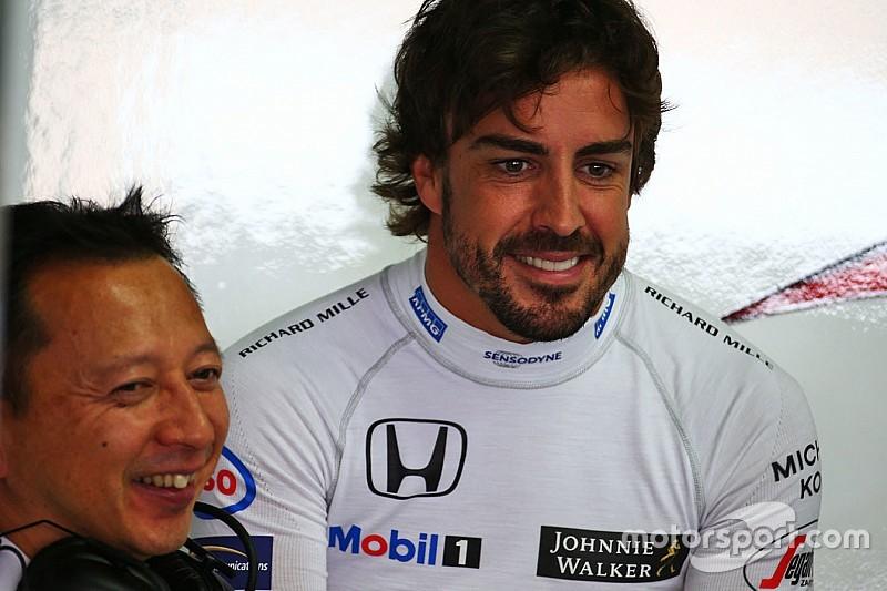 """El enfoque de Honda es """"la noche y el día"""" respecto a 2015, dice Alonso"""