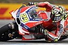 Ducati completa una jornada de test privado en Misano