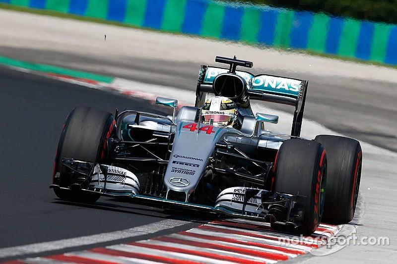 Hamilton fürchtet: Mehr Fahrspaß auch mit 2017er-Autos Fehlanzeige