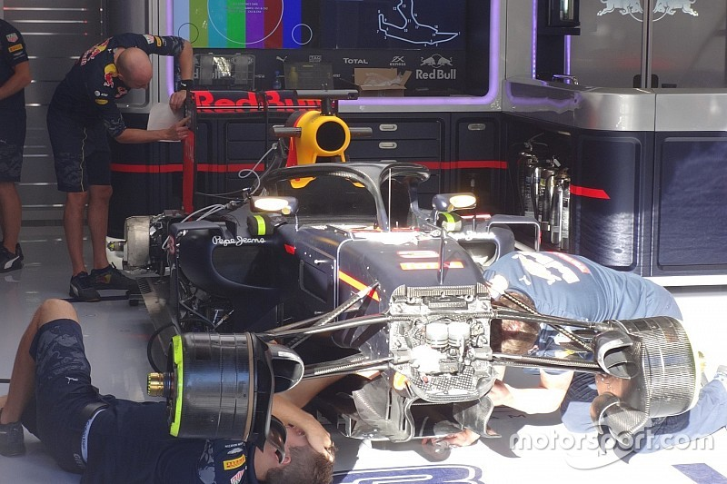Sainz y Ricciardo se suman a la prueba del Halo en Spa