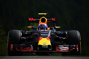 F1 Reporte de prácticas Verstappen lidera un 1-2 de Red Bull en la segunda práctica