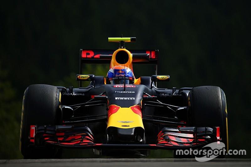 Verstappen lidera un 1-2 de Red Bull en la segunda práctica