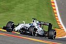 Felipe Massa: Reifendruck in Spa