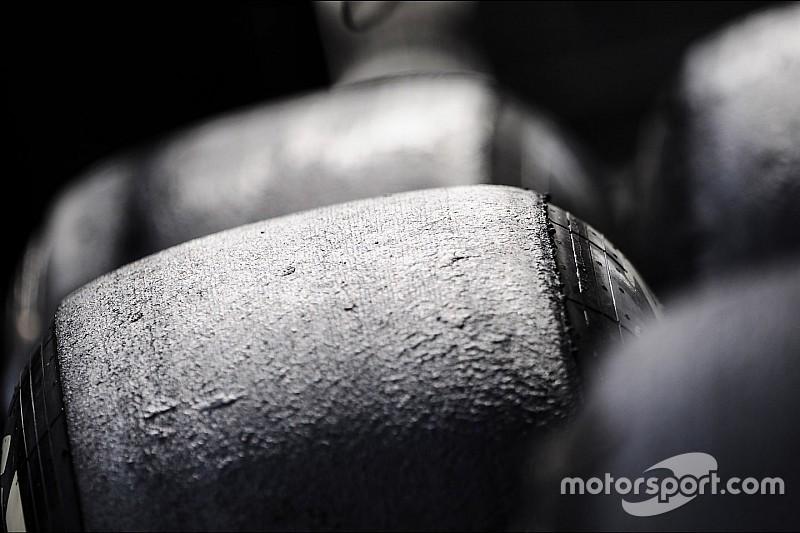 Los pilotos esperan un reto con los neumáticos en Bélgica