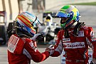 Massa sobre Alonso: