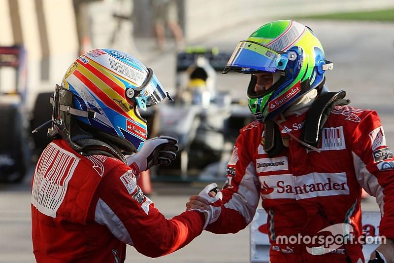 """Massa sobre Alonso: """"Hice todo lo que me pidió Ferrari"""""""