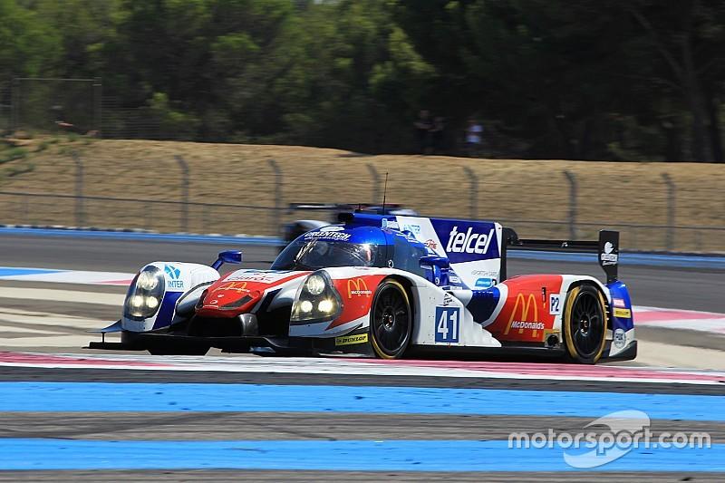 Guillermo Rojas Jr. sale desde la tercera posición en Francia
