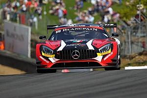 Blancpain Sprint Kwalificatieverslag Blancpain Sprint Hungaroring: Rosenqvist domineert kwalificatie