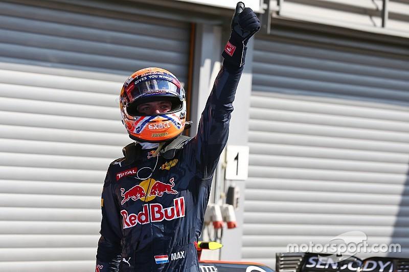 Verstappen 'superblij' met beste kwalificatieresultaat uit carrière