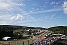 La parrilla del Gran Premio de Bélgica, en imágenes
