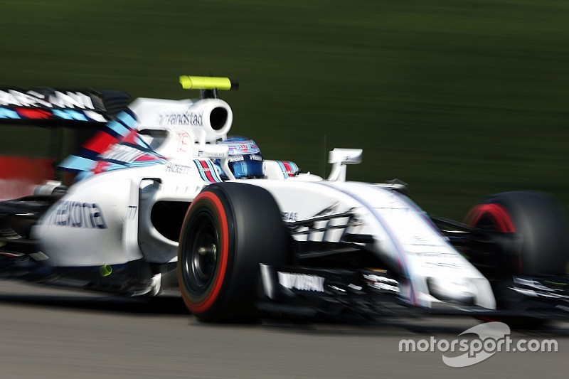 Softwareprobleem nekt Williams op Spa-Francorchamps