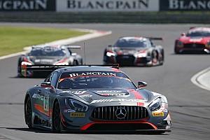 Blancpain Sprint Résumé de course Buhk et Baumann font triompher Mercedes en Hongrie