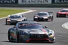 Blancpain Sprint Buhk et Baumann font triompher Mercedes en Hongrie