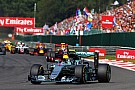 Mercedes: Rosbergs Spa-Sieg war alles andere als entspannt