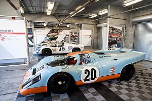 Retro Nieuws Porsche-demonstraties van Lammers en Van Lennep tijdens Historic Grand Prix Zandvoort