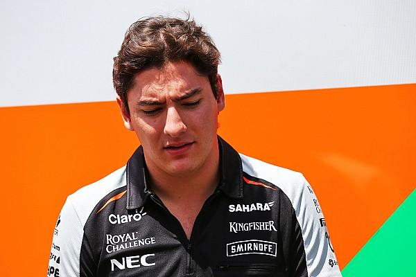 Celis Jr. vervangt Hülkenberg tijdens eerste training op Monza