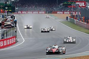 Le Mans Race report Le Mans 24 Jam: Toyota mengambil pimpinan setelah 2 jam