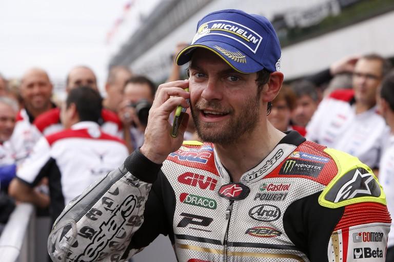 MotoGP: Crutchlow szerint legyőzhetetlen változó körülmények között!
