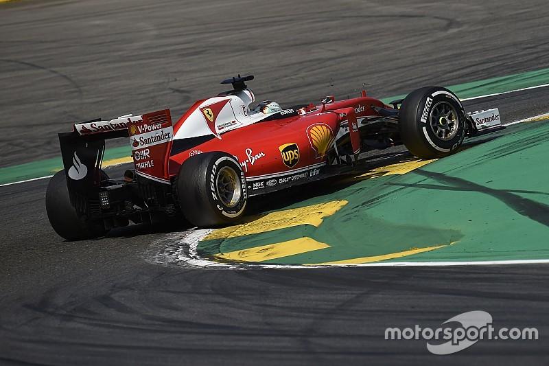Ferrari потратила перед Монцей последние жетоны