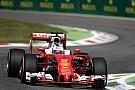 Sebastian Vettel positief over verbeterde Ferrari-motor