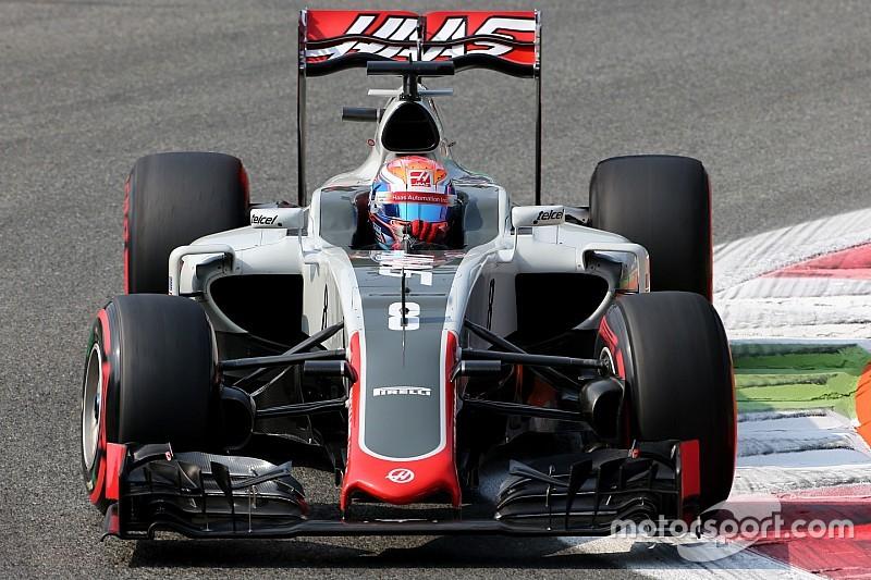 Grosjean penalizará por reemplazar la caja de cambios