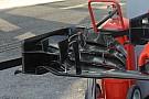 Breve análisis técnico: alerón delantero Haas
