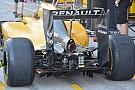 Breve análisis técnico: alerón trasero y refrigeración del Renault RS16