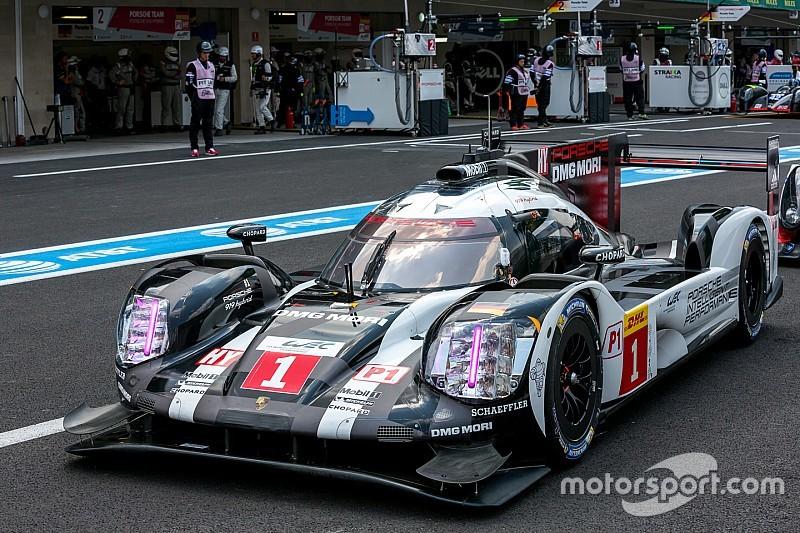 Porsche, encaminado a la victoria tras cuatro horas