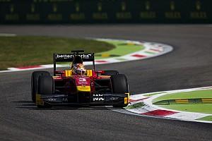 FIA F2 Relato da corrida Nato domina corrida 2 em Monza com dupla da Prema no pódio