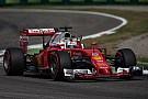 Sebastian Vettel nach Platz 3 in Monza: