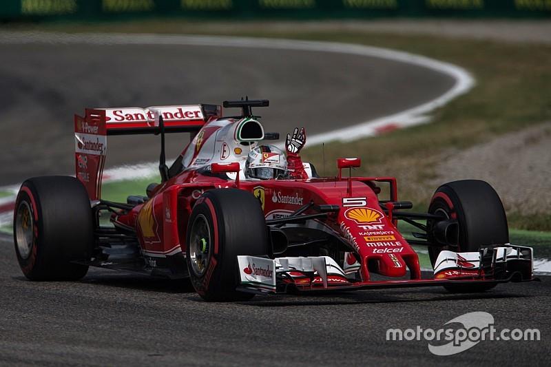 """Sebastian Vettel nach Platz 3 in Monza: """"Das ist nur der Anfang"""""""