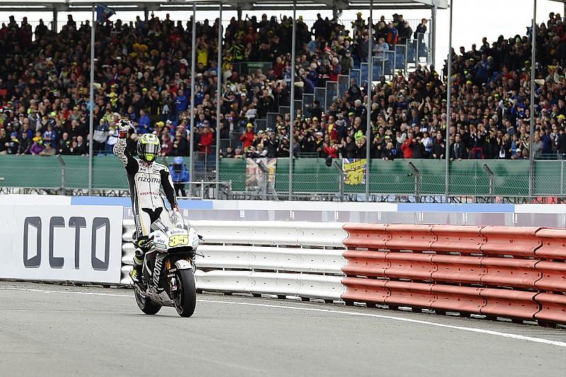 Сильверстоун сохранит у себя этап MotoGP в 2017-м