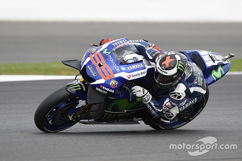 Jorge Lorenzo nach MotoGP Silverstone: WM-Titel gerade egal