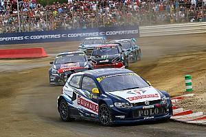 World Rallycross 比赛报告 WRX法国站:Kristoffersson夺冠,勒布站上颁奖台