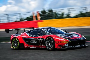 Blancpain Endurance Press release Broniszewski first of 2016 champions with two Blancpain GT Series rounds remaining