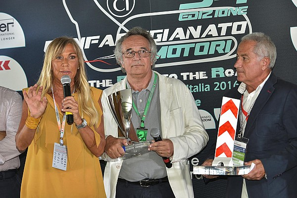 Motorsport.com İtalya GP'de ödül aldı