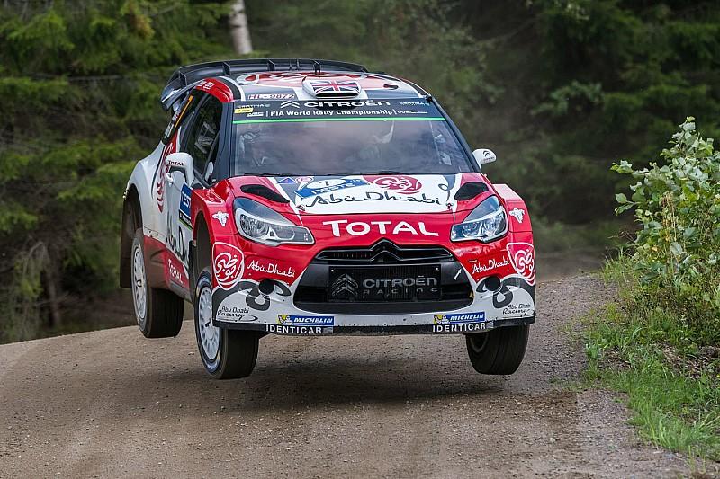 Meeke e Breen al via del Tour de Corse al volante di due DS3 WRC