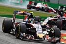 Тост очікує повернення форми Toro Rosso в Сінгапурі