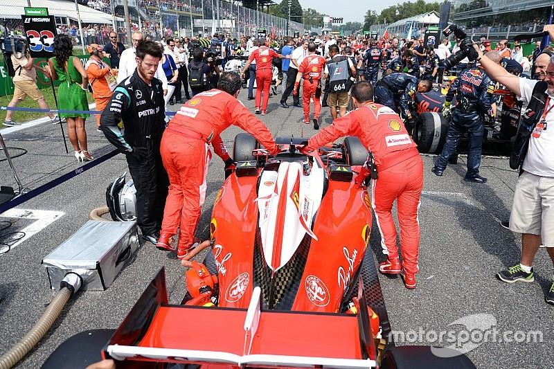 Ferrari 2016: Game Over