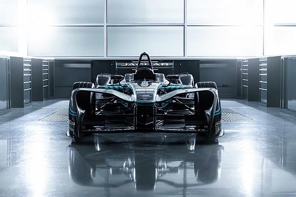Bildergalerie: Präsentation Jaguar Formel-E-Team