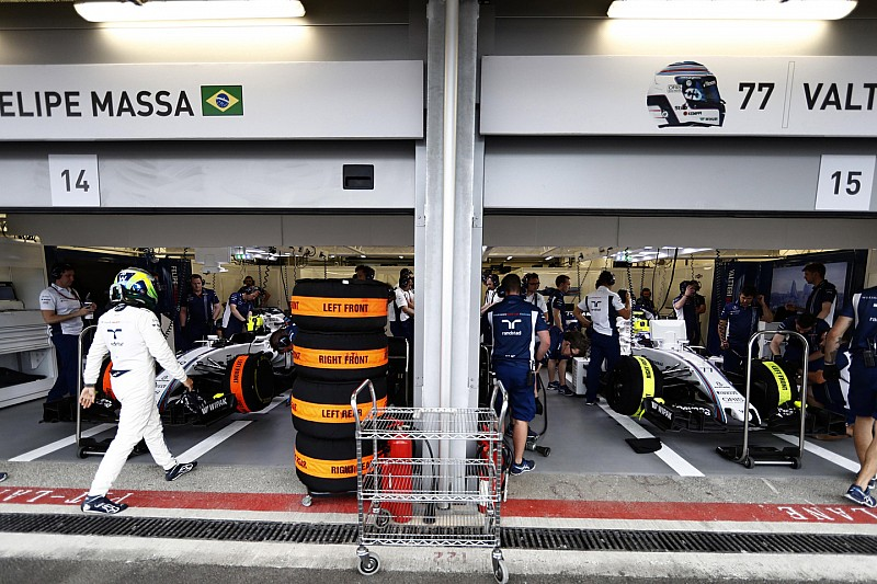 Williams strikt ex-Ferrari-engineer Spagnolo
