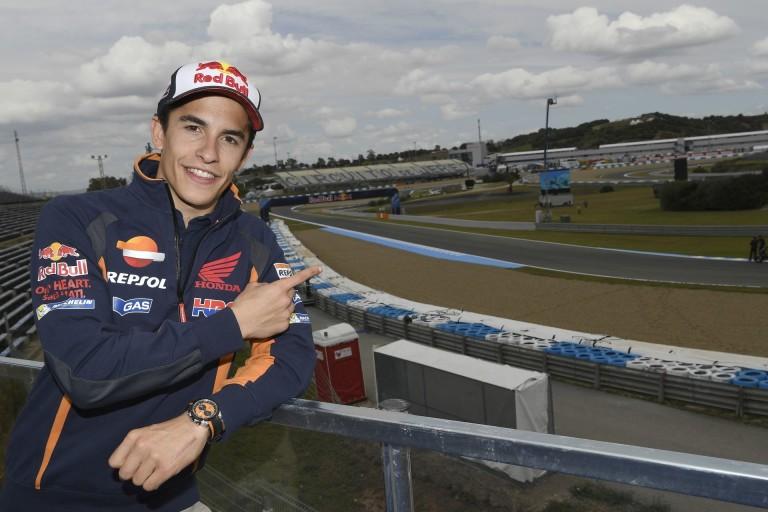 MotoGP: Marquez motokrossz versenyen járt...