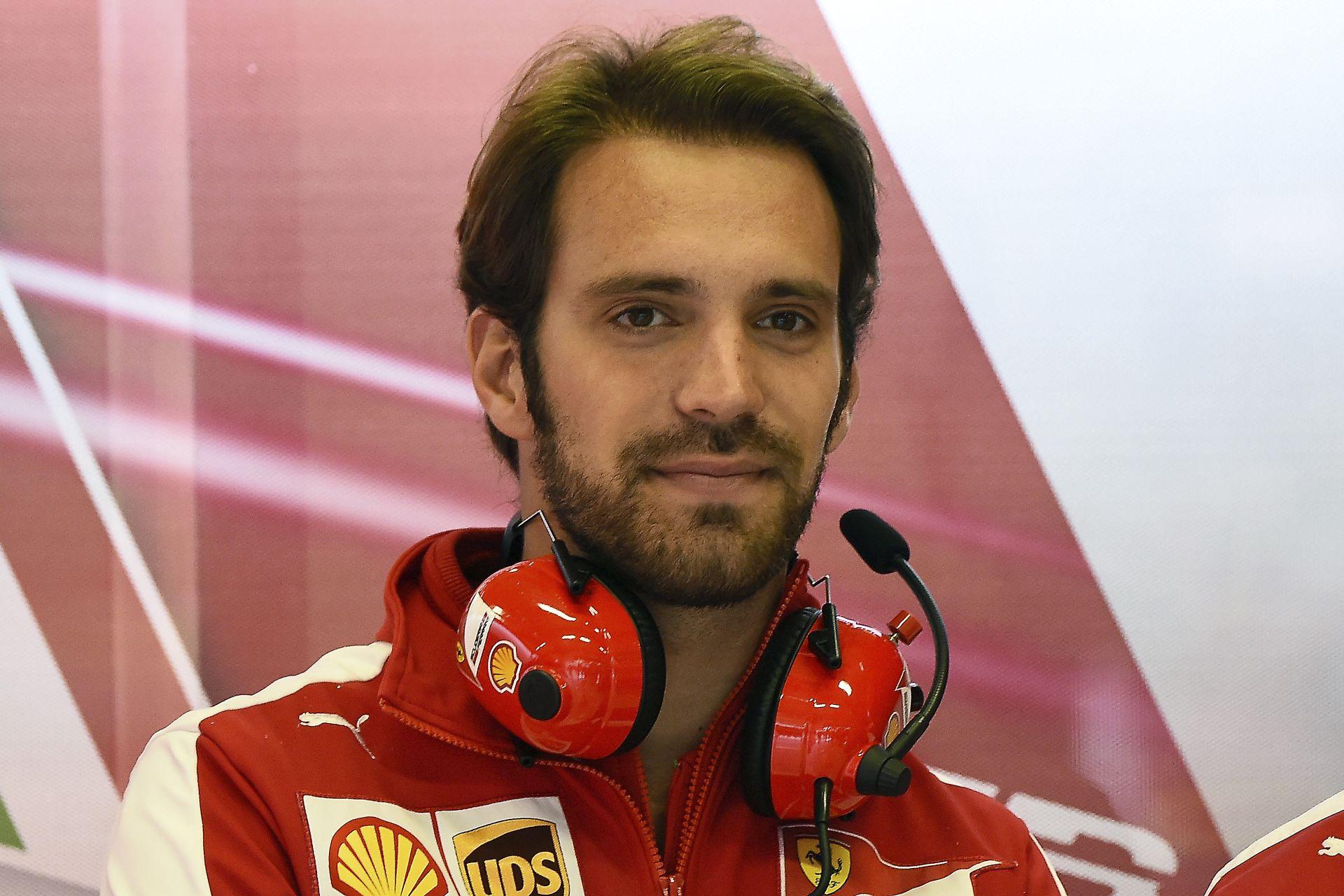 Vergne tesztcsapata a Ferrarival: újra egy F1-es autóval