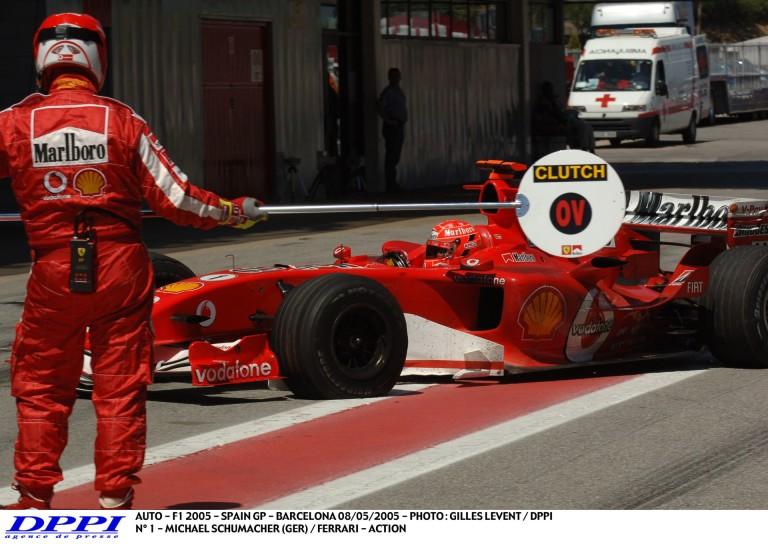 Schumacher felülmúlhatatlan Spanyolországban: majdnem 2000 km-t töltött az élen!