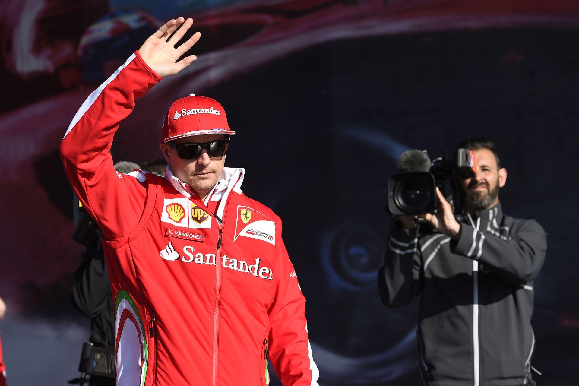 Hangolódjunk a Spanyol Nagydíjra Kimi Räikkönennel, és a Ferrari 488-cal!