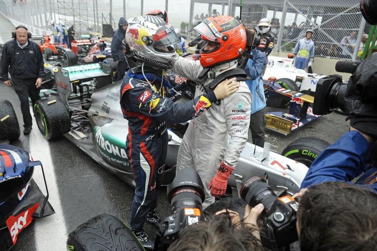 Ahogy Michael Schumacher mondaná: Maxnek legközelebb is bizonyítania kell!