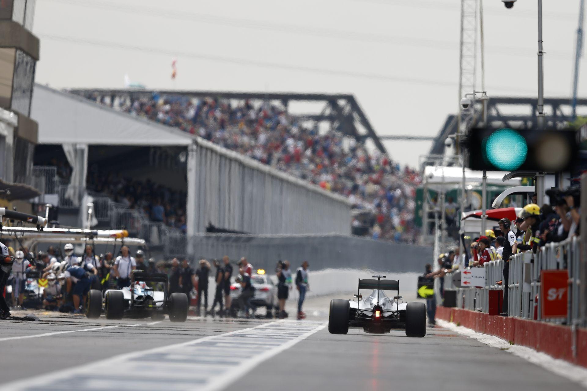 Fantasztikus alkotás az F1-es versenyzőkről Kanadában