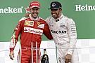 Hamilton Alit idézi, miközben Vettel a sirályokat figyeli Kanadában!